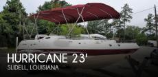 2008 Hurricane Fundeck 232 GS