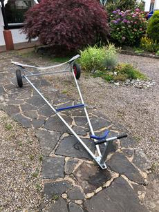 Launch Trolley - Suitable for 470