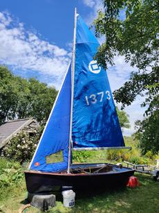 Vaurien Sailing Dinghy West Cork