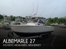 1996 Albemarle 27