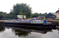 River Class Butty 'Ure', Blue Top