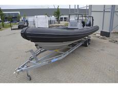Auction: 2x Gemeni rib WR-860 black