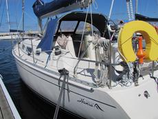 Hanse 341 Yacht