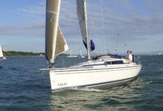 Dehler 33 Cruiser Racer (1.45m keel)