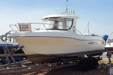 2005 Quicksilver 640 Fisherman