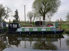 40ft Radford Narrow Boat
