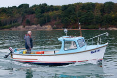 Plymouth Pilot 18 with wheelhouse- 2012 new engine