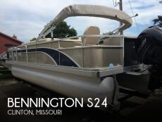 2015 Bennington S24