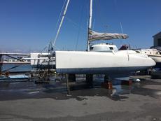 Fast cruiser Catamaran Corneel 28