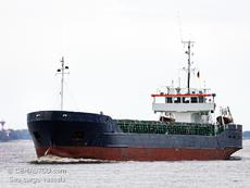 Sea-river gen cargo 2900 DWT / 1985 Sietas BLT BV class f/s
