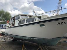 Smelne (Stephens Yachts) 35ft Steel Cruiser