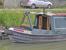 THE GREAT ESCAPE 57ft 6in cruiser narrowboat with 6 berths
