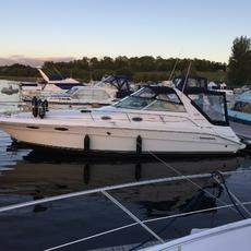 SEA RAY, 330 DA  FULL REFIT.