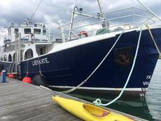 Converted Fishing Trawler Multi-Purpose