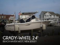 2000 Grady-White 24 Advance