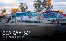 1980 Sea Ray SRV 360 Express Cruiser