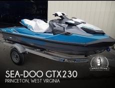 2018 Sea-Doo GTX230