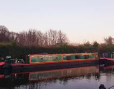 Unique 53' Cruiser Narrowboat