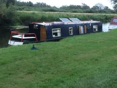Much loved 40' Cruiser Stern Narrowboat