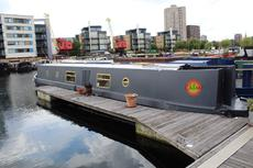 Stunning Residential 52ft Narrowboat