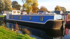 Tug Barge 50ft