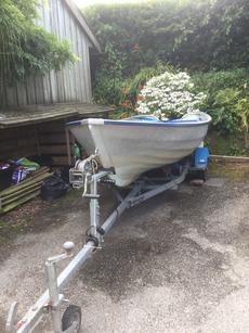 Linder aluminium fishing 440