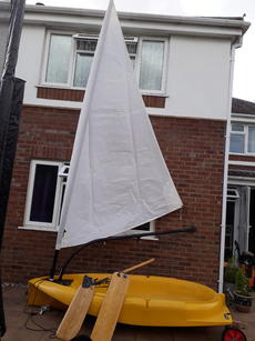 Escape Mango Sailing Dinghy