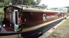 57 x 10 Widebeam Narrow Boat Collingwood