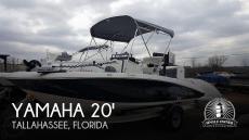 2016 Yamaha 190 FSH Deluxe