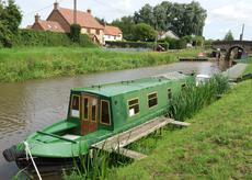 Mike Heywood 45ft NB