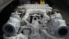 MAN D2848 Marine Diesel Engine V8 800hp with Transmisson