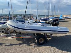 MERCURY 340 OCEAN RUNNER WITH TRAILER