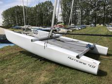 Hurricane 4.9 catamaran