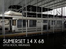 1995 Sumerset 14 x 68