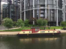 Unique Narrow Barge  River Cruiser