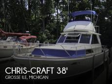 1966 Chris-Craft 38 Commander