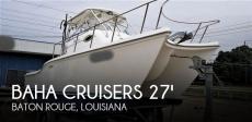 2002 Baha Cruisers 270 King Cat