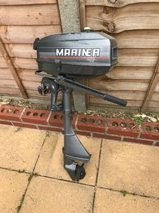 Mariner 2.5 HP Outboard