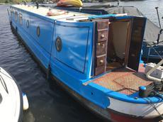 Jan Li Bo 54ft Narrow Boat