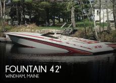 1992 Fountain Lightning 42
