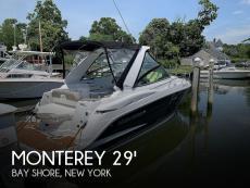 2018 Monterey 295 Sport Yacht SY