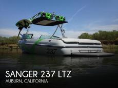2012 Sanger 237 LTZ