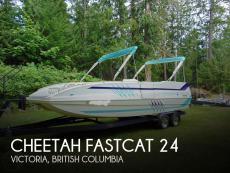 1999 Cheetah FastCat 24