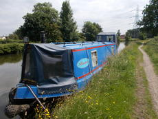 Beatrice - 33ft Canal Boat
