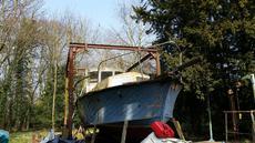 Large  Boat Lift/ Hoist suit 42' boat