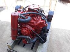 2 x Volvo Penta 431 V6 petrol