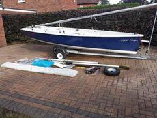 Sport 14 sail number 489