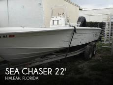 2005 Sea Chaser 22.5 XL Bayrunner