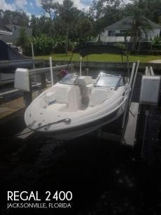 2005 Regal 2400