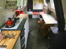 Waterwitch 41ft Narrowboat